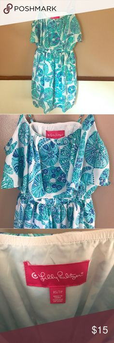 Low price- Lilly Pulitzer for Target Dress Perfect summer dress. Excellent condition. Smoke free, pet free home. 💙 Lilly Pulitzer for Target Dresses
