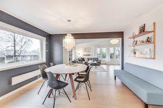 Deco blue | Jotun Deco Blue, Color Inspiration, Color Combinations, Color Pop, Table, Furniture, Home Decor, Color Combos, Decoration Home