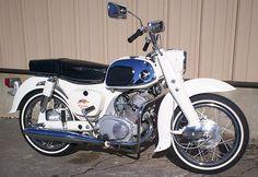 1970 Honda CA160