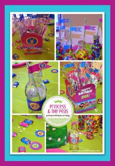 Plan A Fabulous Moshi Monsters Party! | Affordable Kids Birthday Party Ideas | Personalized Invitations | Easy Kids Parties | Kids Party Planning | Party Printables | Kids Parties On A Budget | Your Specialty Kids Party Blog