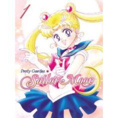 Day 18: sailor moon manga