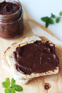 Home-made Avocado Nutella
