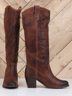 Frye Jackie Button Boot at altardstate.com