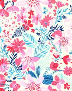 Paradiso - Floral Dimensions - Orchid Pink