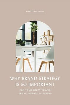 The best branding tip for entrepreneurs is to focus on brand strategy. Before considering the visual identity of your business, you should hone in on how to brand yourself with the customer in mind. Read more to find out how! // Breezy Camper -- #brandingtips #entrepreneurship #entrepreneurlife #entrepreneurtips