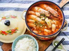 Canh Kim Chi Hai San