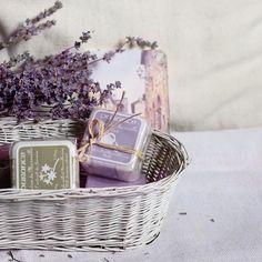 Savon de Marseille and Lavender