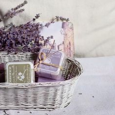 Savon de Marseille and Lavender