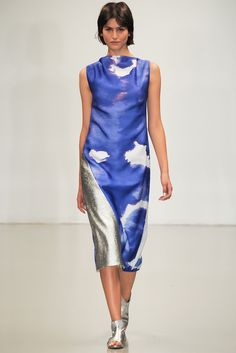 Osman Spring 2015 Ready-to-Wear Fashion Show - Athena Wilson