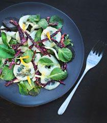 Cucumber Dragonfruit Salad