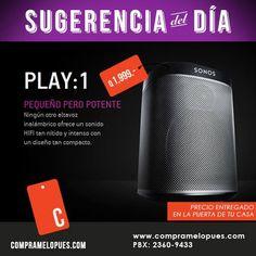 Bocinas Sonos Play:1
