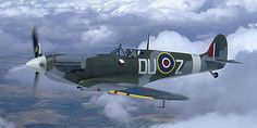 Vickers Supermarine Spitfire Mk. XVI; RAF Great Britain