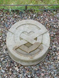 Robert the Bruce's heart casket, Melrose Abbey, Borders, Scotland