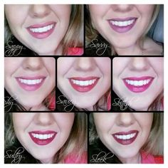 Younique lipstain in seven gorgeous colours.. My FAV new product!!!! www.VampYourLashes.com