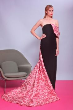 Christian Siriano Resort 2017 Collection