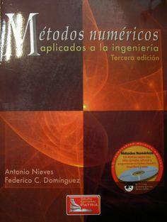 Metodos Numericos Nieves Epub Download
