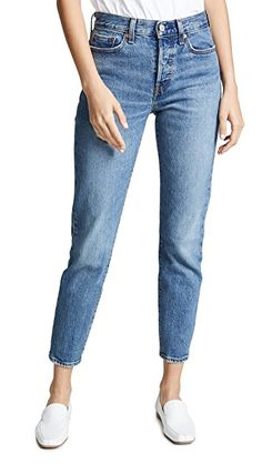 76132db1 Levi's Wedgie Icon Jeans Flannel Lined Jeans, Jeans Style, Big Fashion,  Fashion Brands