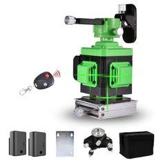 Haina H16D360 Akkumulátoros Önbeállós 16-Vonalas Szintező Lézer Zöld Haina H16D360 Akkumulátoros Önbeállós 16-Vonalas Szintező Lézer Zöld 4D -360° -2x Aksi Laser Level 25M, Careslong 3 x 360 Green Laser Level Self Balancing, Green Beam 3D 12 Lines, IP 54 Self Leveling Vertical and Horizontal Line (Including 2pcs Battery) 29990Ft Haina Szintező Lézer 16 Vonalas ZÖLD Lézer vonal Önbeállós 360°-os Teljesen új, bontatlan dobozban 29990Ft Termékkód: HM7459 Rendelés leadás.: Weboldalon