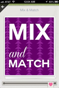 Mix and Match. Gymboree cover image in Shopkick.