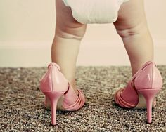 Adorable picture for a baby girl!