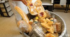 Iowans send more than 190,000 tons of unopened, untouched food to the landfill. That's enough to fill a line of dump trucks from Waterloo to Cedar Rapids. Here's 9 ways to reduce food waste   Iowa DNR