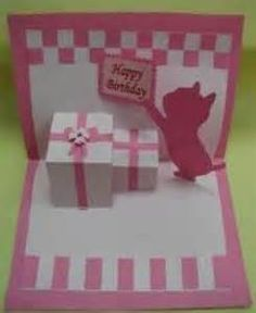 birthday cards diy - Bing Images