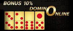 Agen Domino qq Online Indonesia Uang Asli yang memberikan banyak bonus seperti bonus new member 10 %, bonus referral 10 % dan bonus turn over 0,5 % yang akan dibagikan setiap hari kamis