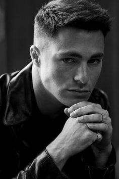 Colton Haynes for OUT Magazine September 2016.
