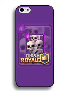 Manga Box-Custom Clash Royale & Clash of Clans iPhone Case for iPhone 4/iPhone 4s, iPhone 5/iPhone 5s, iPhone 6/iPhone 6s, iPhone 6 Plus.(TPU & Laser Technology)