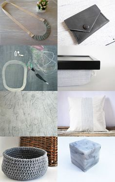 songs in grey. by Eden Some on Etsy--Pinned+with+TreasuryPin.com