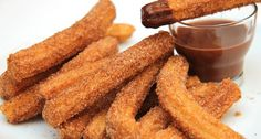 Churros recept