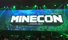 Annual Minecraft conference kicks off in London; sights, news & YouTube Stars #Minecon2015