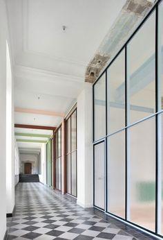 Architecten De Vylder Vinck Taillieu - Famous agency, Ghent