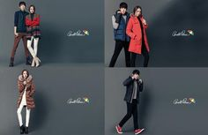 Yoo Yeon Suk and Jo Yoon Hee Share Couple Looks - http://www.asianpin.com/yoo-yeon-suk-and-jo-yoon-hee-share-couple-looks/