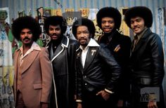 the legendary vocal group The Chi-Lites