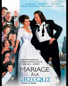 Watch My Big Fat Greek Wedding Full Length Movies at John Corbett, Miami Wedding Venues, Luxury Wedding Venues, Wedding Reception, Destination Wedding, Wedding Movies, Wedding Videos, Streaming Movies, Hd Movies