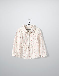 floral shirt - Shirts - Baby girl (3-36 months) - Kids - ZARA United States