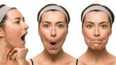 7 ansiktsövningar som förebygger häng & tidiga rynkor