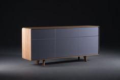Neva sideboard designed by Regular Company