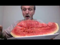 No tires las semillas de sandia-Do not throw the watermelon seeds