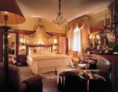 Old World Luxury.