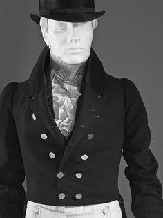 A gentleman's habit #regency