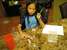 Science Fair: Rolling Dice Probability Experiment