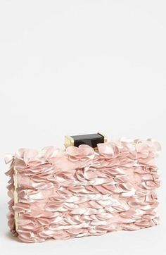 Petal perfect! Clutch by Betsey Johnson