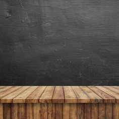 Wooden floor with a blackboard Free Photo Wood Table Background, Textured Background, Background For Photography, Photography Backdrops, Photography Backgrounds, Photo Backgrounds, Wallpaper Backgrounds, Wallpapers, Background Patterns