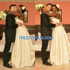 Nigerian Lady Weds A UK Man She Met Through Online Dating Site (Photos) - Romance - Nairaland