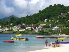 Grand Anse beach #beach #travel