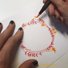 "9,457 Likes, 86 Comments - Peggy Dean (@thepigeonletters) on Instagram: ""Did you guys know that using the sides of the Tombow Dual Brush Pens can create leaves and petals?…"""