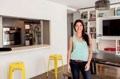 Alexis Fishman wanted an apartment closer to Midtown than her Crown Heights rental.