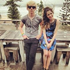 Doen Austin en Ally ooit beginnen dating